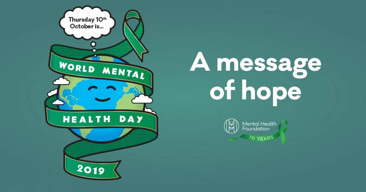 World Mental Health Day 10 October 2019