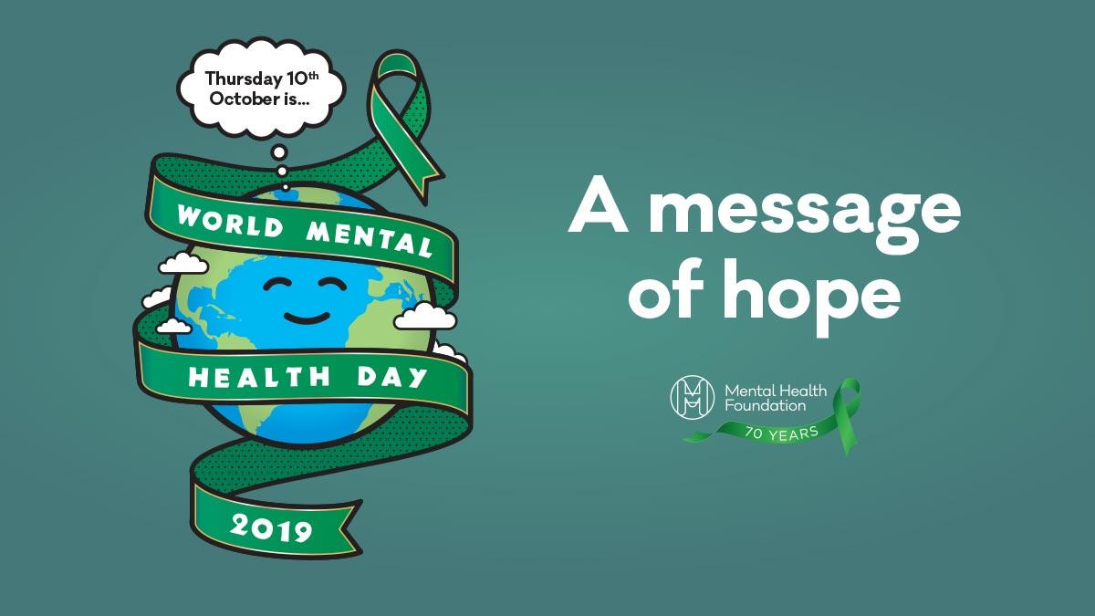 World Mental Health Day 10 October 2019