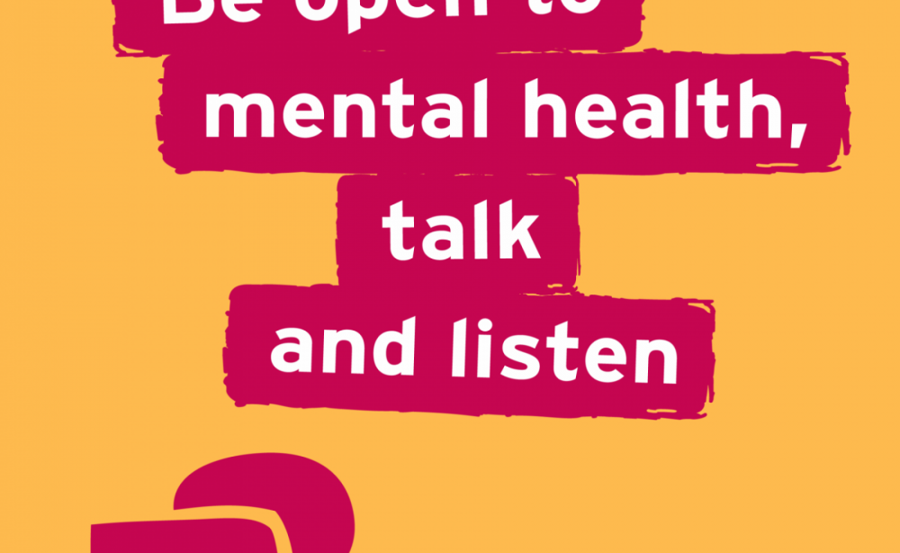 World Mental Health Day 10 October 2020