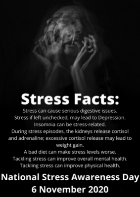 National Stress Awareness Day 6 November 2020